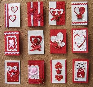 BARN  Valentines Day Magic A Cardmaking Session