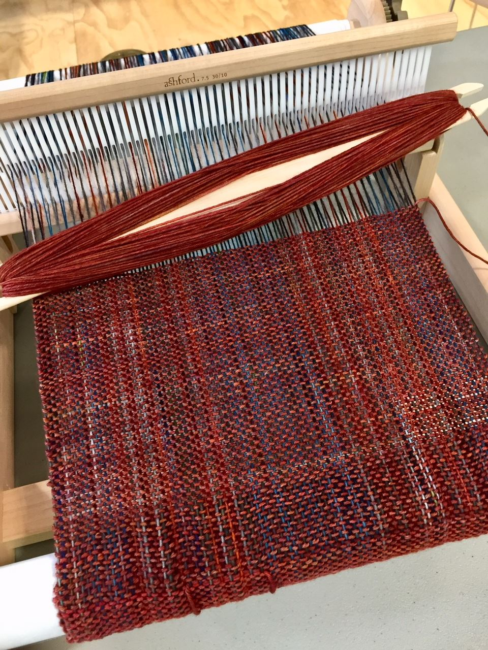 Weaving from the vine - a master class for beginners