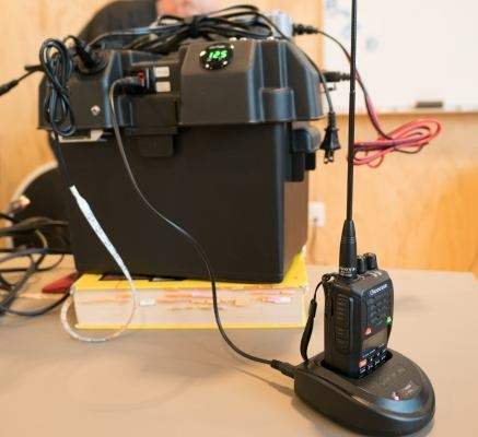BARN - Build Your Own 12 Volt Emergency Backup Power Supply
