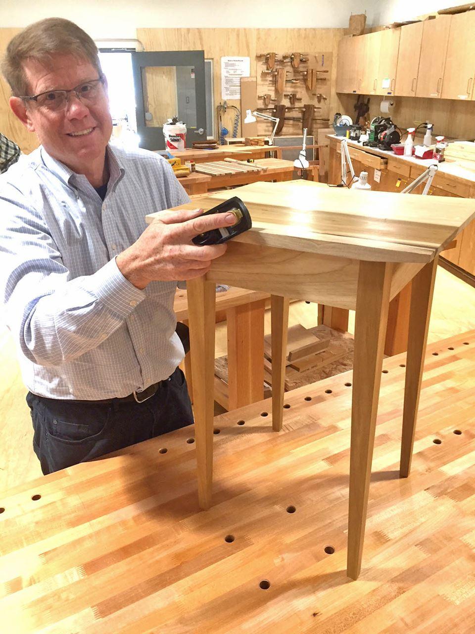 barn - woodworking